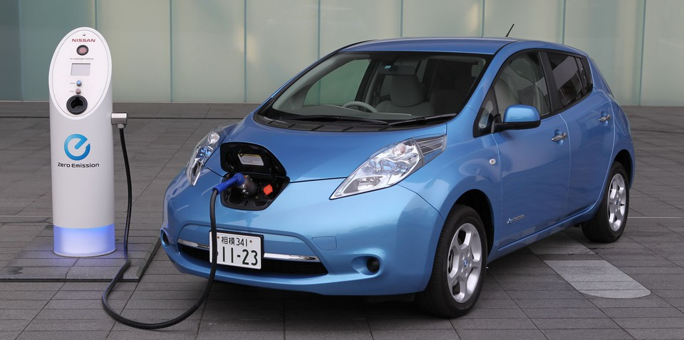 Nissan working on 10-minute EV charger