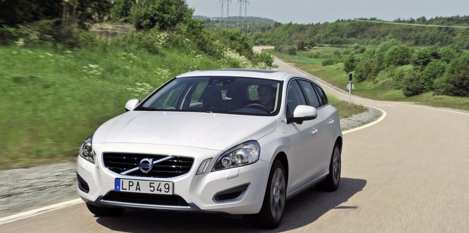 Volvo V60 Plug-in Hybrid confirmed for 2012