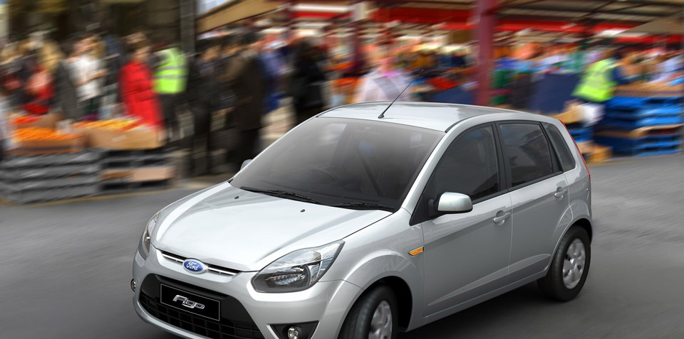 New Ford to be unveiled in India confirmed for Australia
