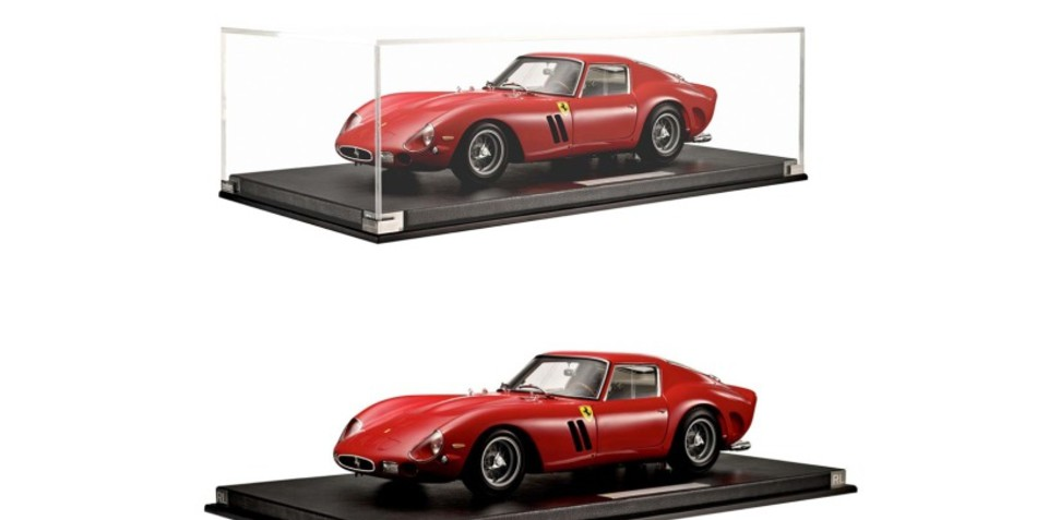 Ralph Lauren introduces 1:8 scale models based on his car collection