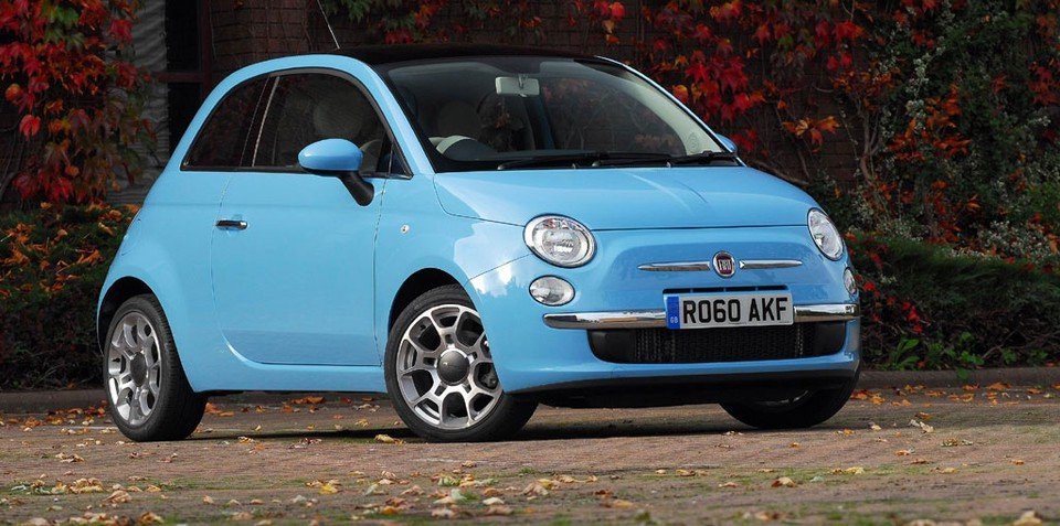 Fiat 500 TwinAir: two-cylinder turbo here in 2012