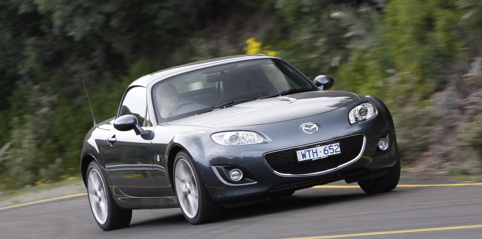 2013 Mazda MX-5 promises bigger fun factor