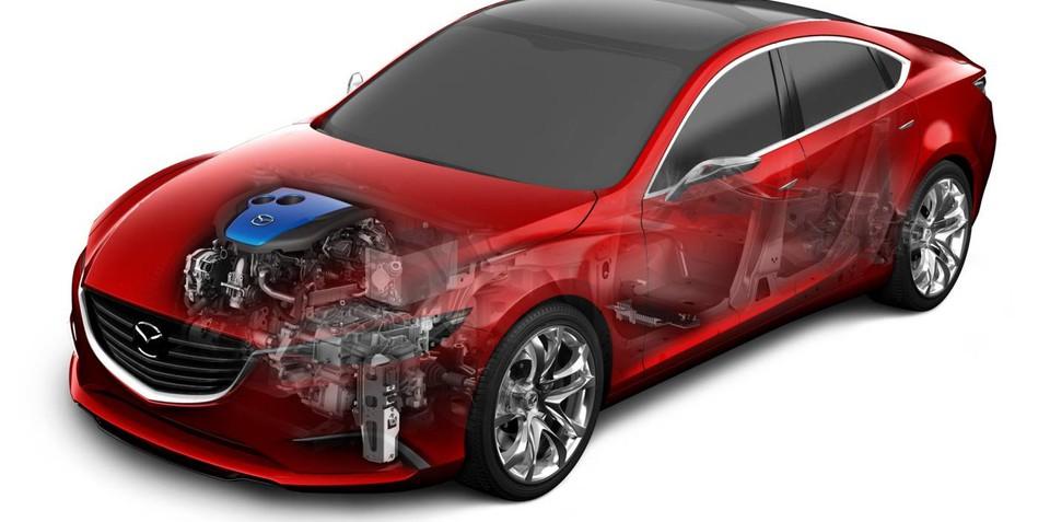 Mazda i-ELOOP regenerative braking coming in 2012