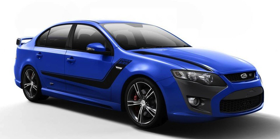 2012 FPV FG MkII upgrades and prices revealed