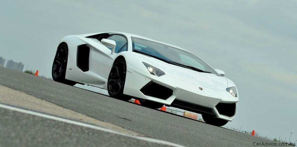 Lamborghini: New Cars 2012
