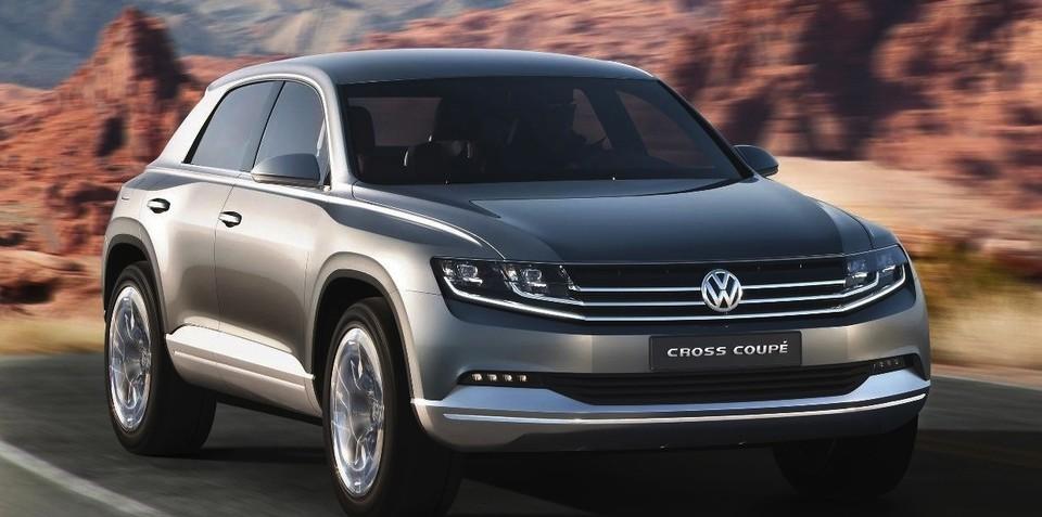 Volkswagen planning sub-Tiguan compact SUV