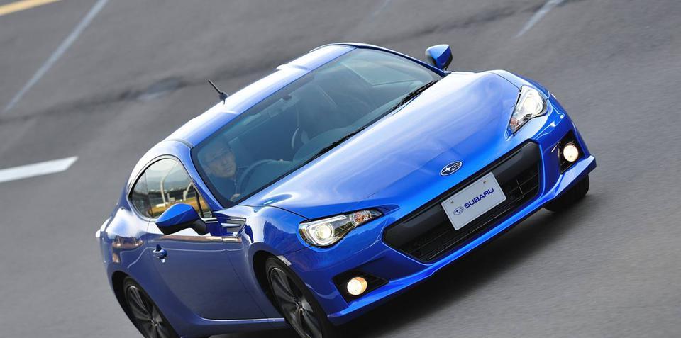 Subaru: New Cars 2012