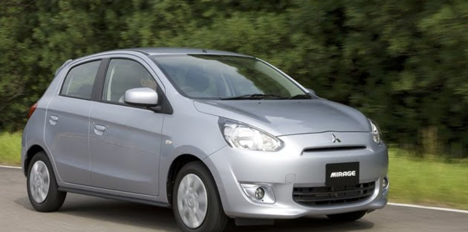 Mitsubishi: New Cars 2012