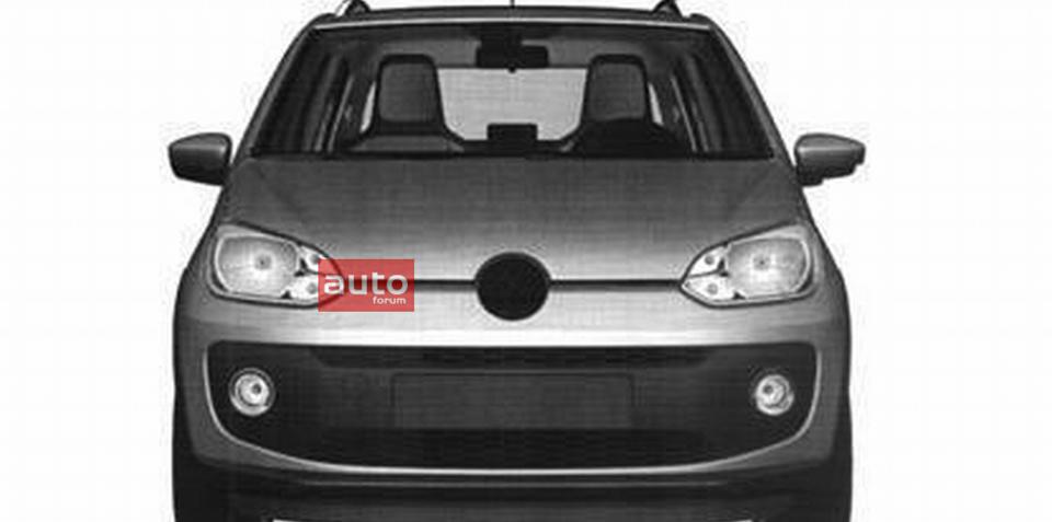 Volkswagen Up! five-door on the radar for Australia