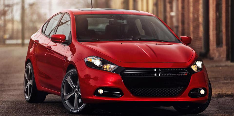 2013 Dodge Dart unveiled before official Detroit debut