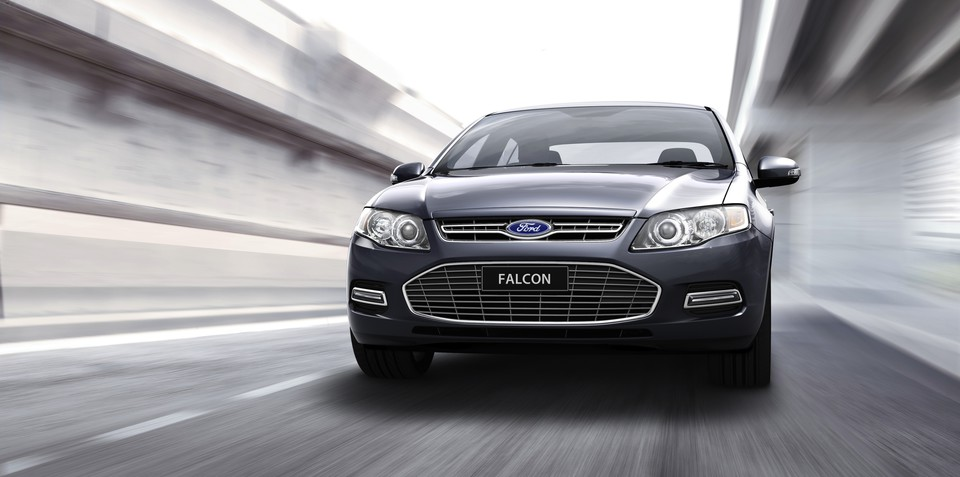 Ford executives extend uncertainty over Falcon and Territory futures