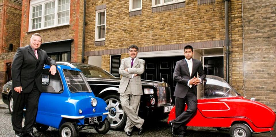 Peel P50: World's smallest production car returns