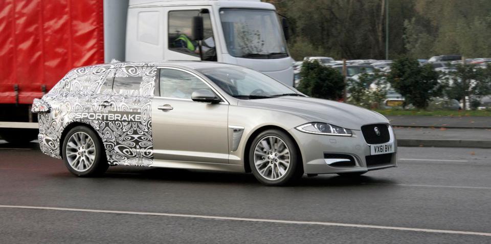 Jaguar XF Sportbrake confirmed for Geneva