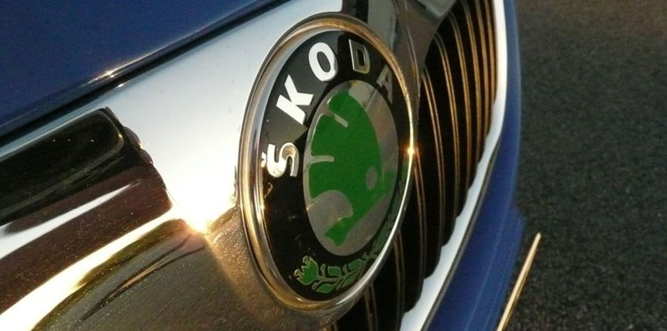 Skoda: New Cars 2012