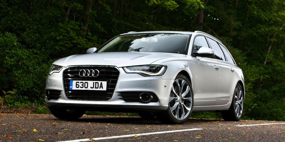 Audi adds twin-turbo V6 diesel to A6 and A7