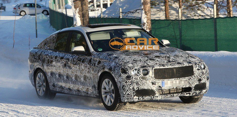 BMW 3-Series GT: first pictures