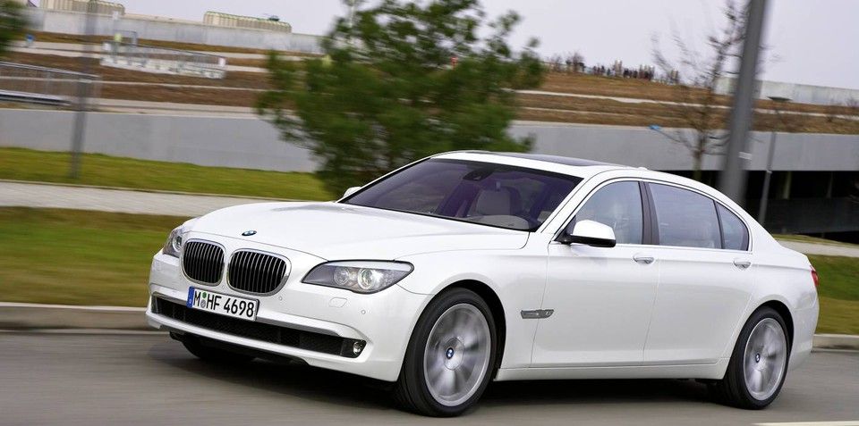 New BMW 7-Series to feature carbon fibre: report