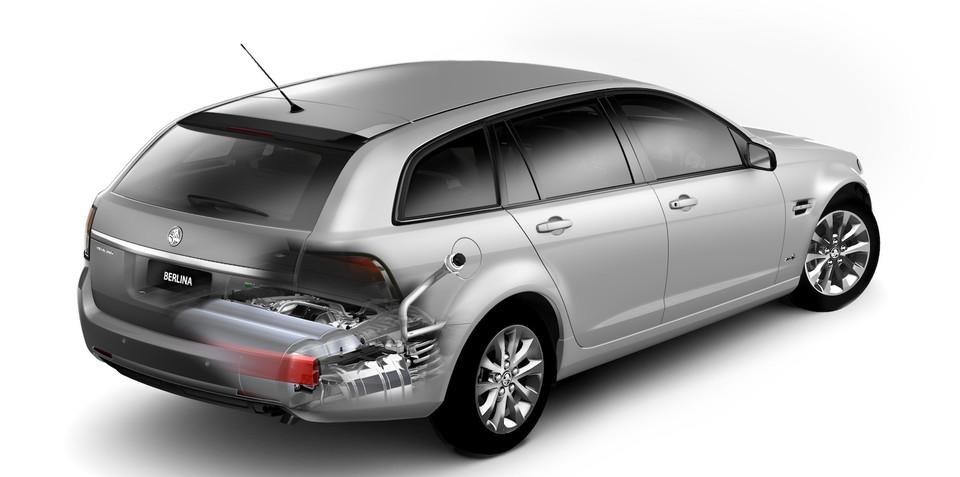 Holden LPG Commodore range unveiled