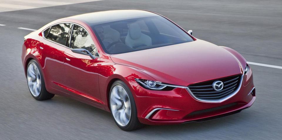 Mazda Takeri concept set for Geneva