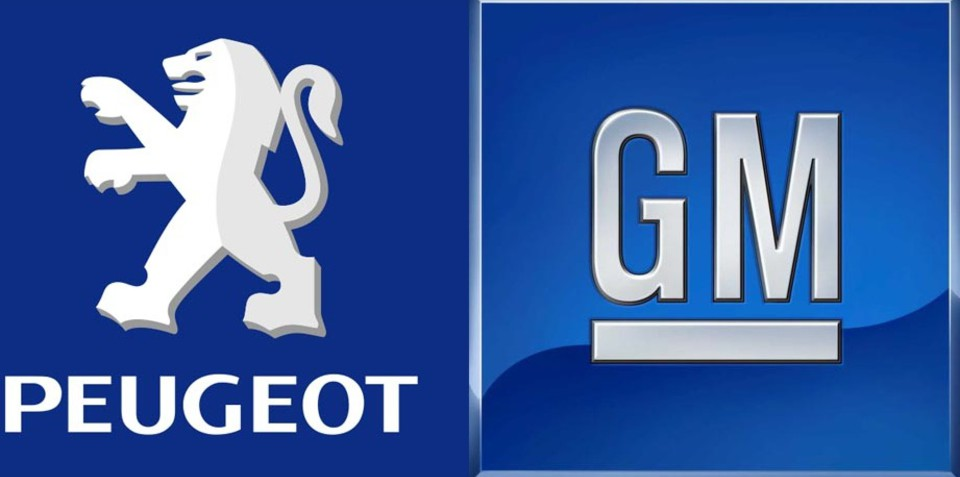 GM and Peugeot in alliance talks