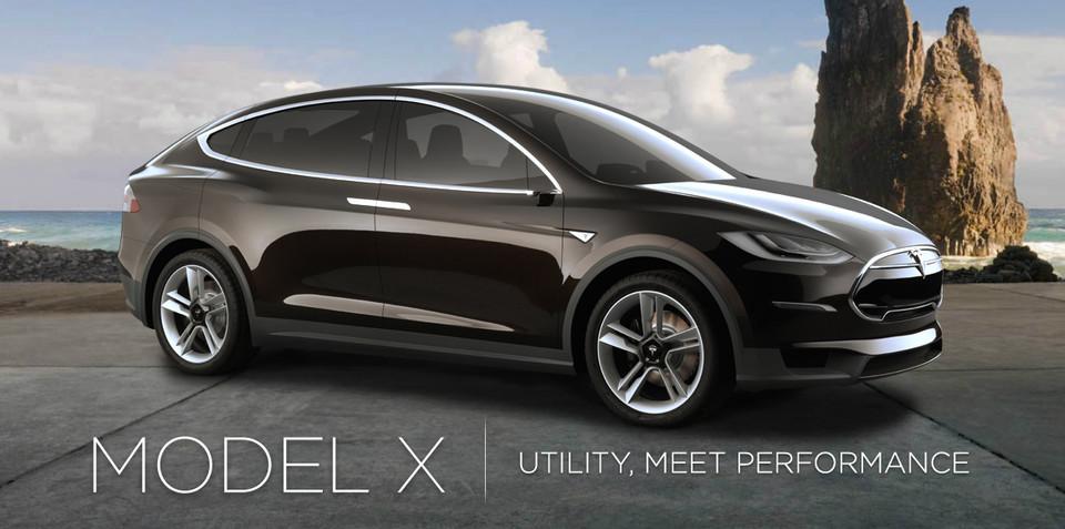 Tesla Model X: World Premiere