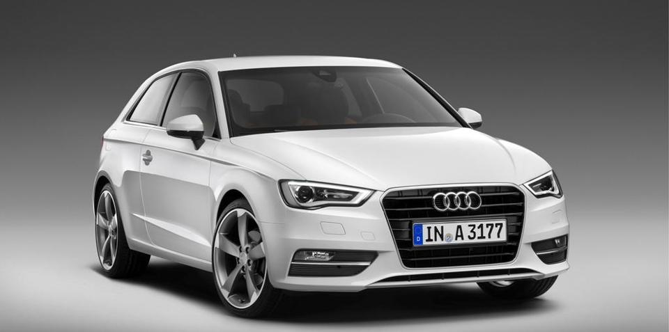 Audi A3: Premium small hatch leaked