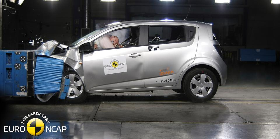 Euro NCAP names safest cars in class for 2011
