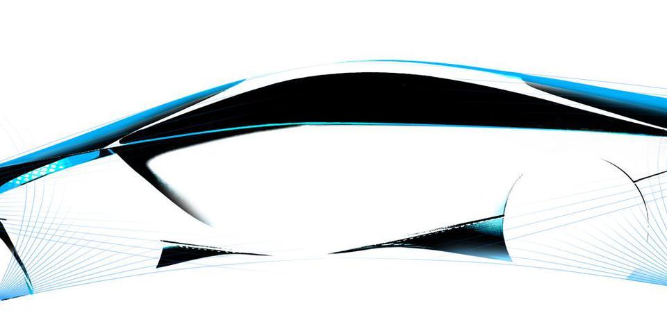 Toyota FT-Bh hybrid city car concept headed to Geneva