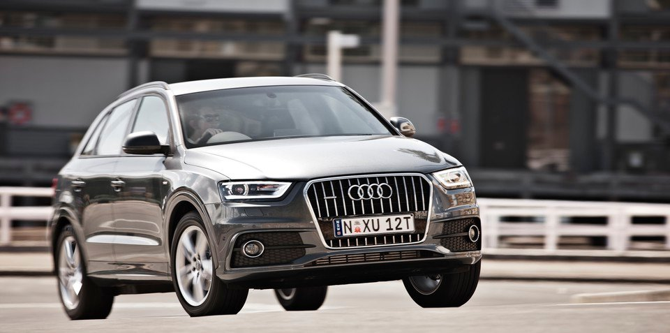 Audi Q3 1.4 TFSI : new entry-level model due in February