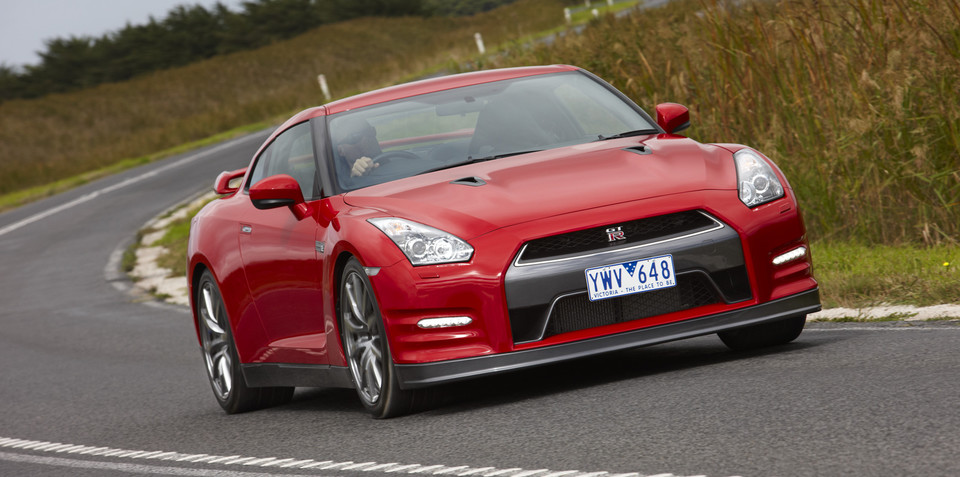 2012 Nissan GT-R launched