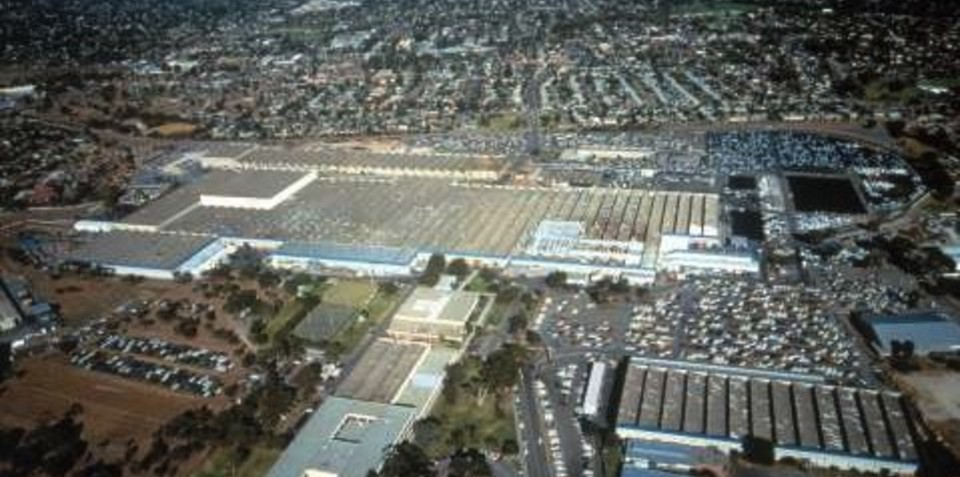 Former Mitsubishi car assembly site to be transformed