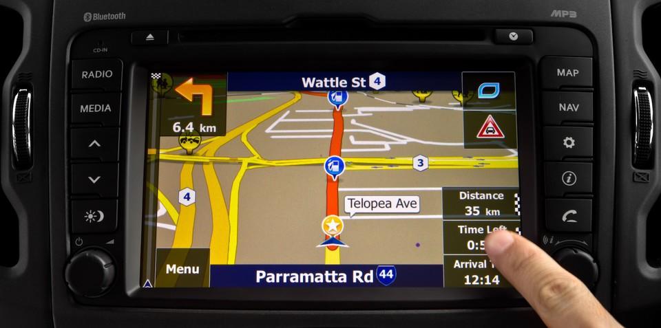 Kia Australia adds satellite navigation to Optima, Sorento, Sportage