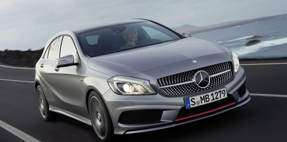 Mercedes-Benz A-Class revealed