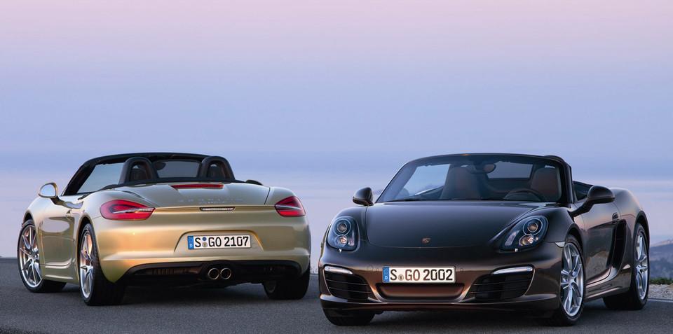 2012 Porsche Boxster pricing confirmed