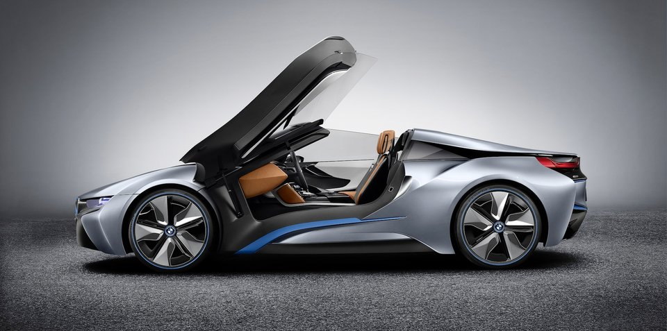 2018 BMW i8 to bring more power, wireless charging, roadster variant - report