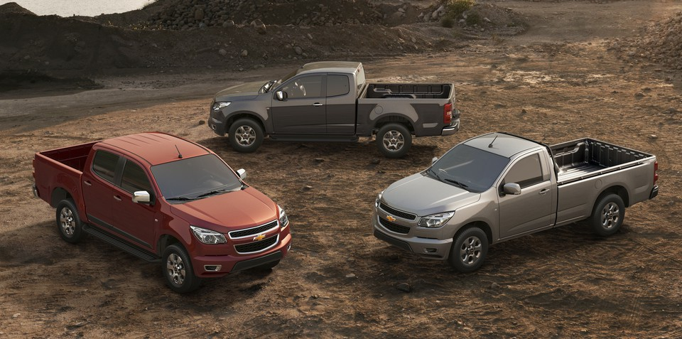 Holden Colorado: pricing revealed for 2012-generation ute