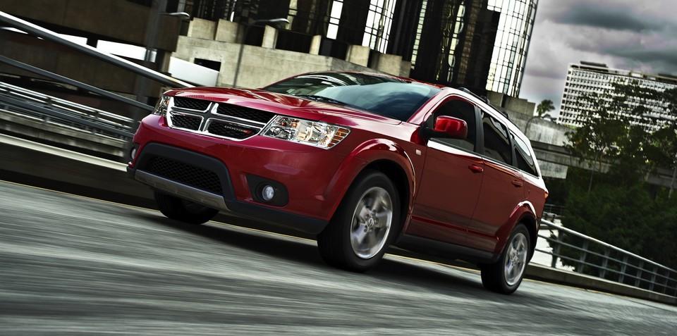 2012 Dodge Journey R/T lands in showrooms