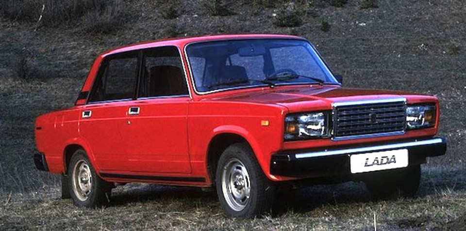 Lada ends 42-year production of Russian workhorse