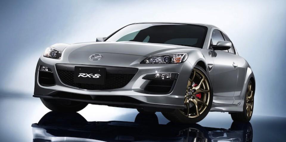 Mazda RX-8 spirit lives on