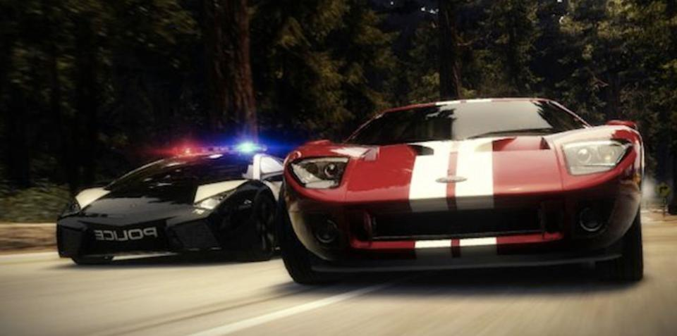 Need for Speed on the big screen