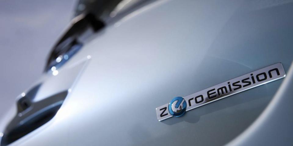 Nissan CEO still confident EVs will sell