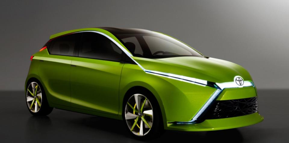 Toyota unveils trio of futuristic China concepts