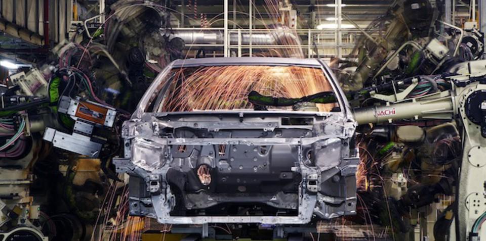 Australian auto-parts industry suffers new blow