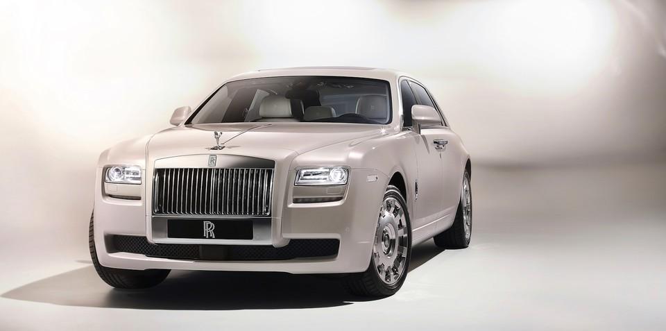 Rolls-Royce Ghost Six Senses, Phantom Series II EWB revealed