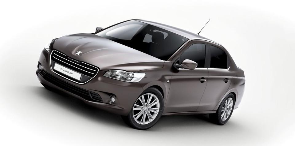 Peugeot 301: New French compact sedan revealed