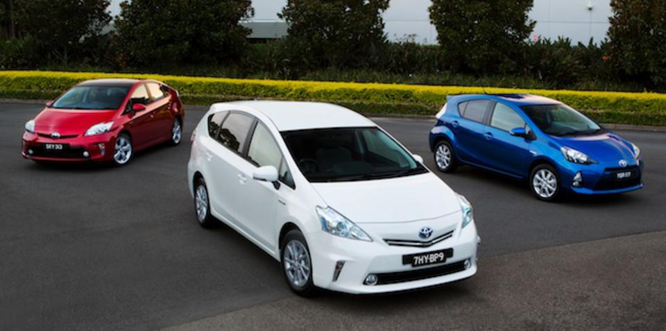Toyota Prius hits third place on global sales charts