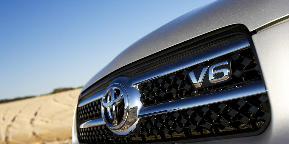Toyota RAV4: V6 out, diesel in for 2013 model
