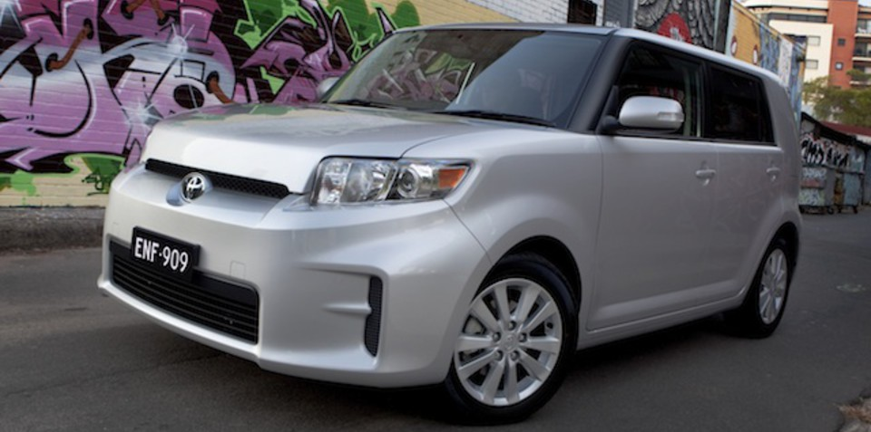 Toyota Rukus sibling to get the axe in US