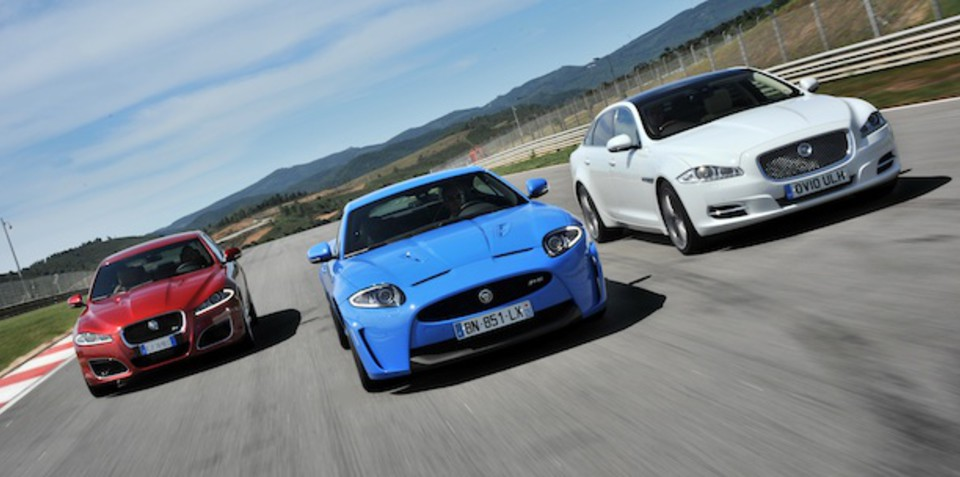 Jaguar to let big cats loose in Australian Performance Driving Academy