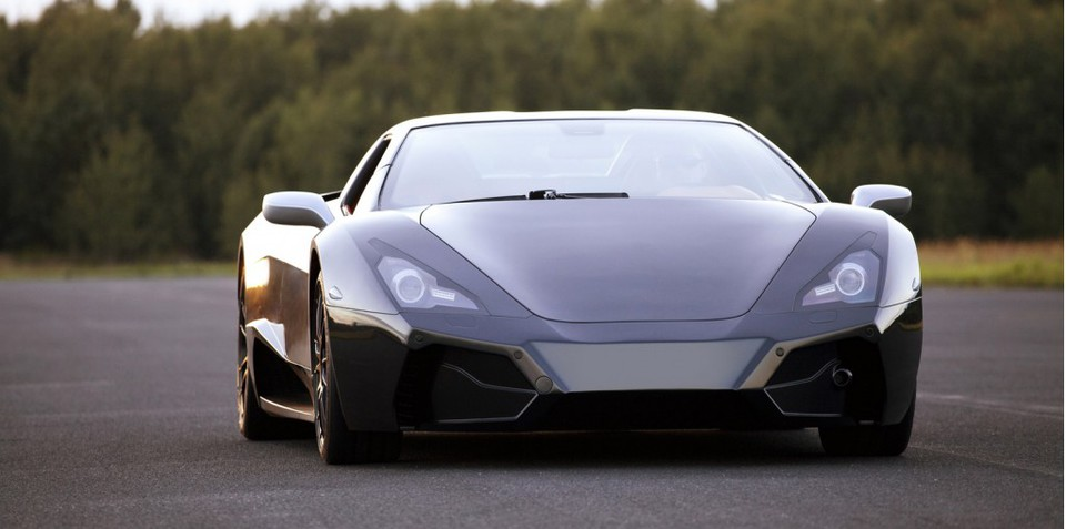 Arrinera: Polish supercar with Ferrari speed, Lambo looks